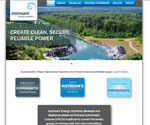 Website Design / Development for Instream Energy