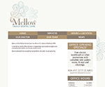 Website Development (Wordpress) for Mellow Dental
