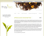 Website Development for Thay Tea